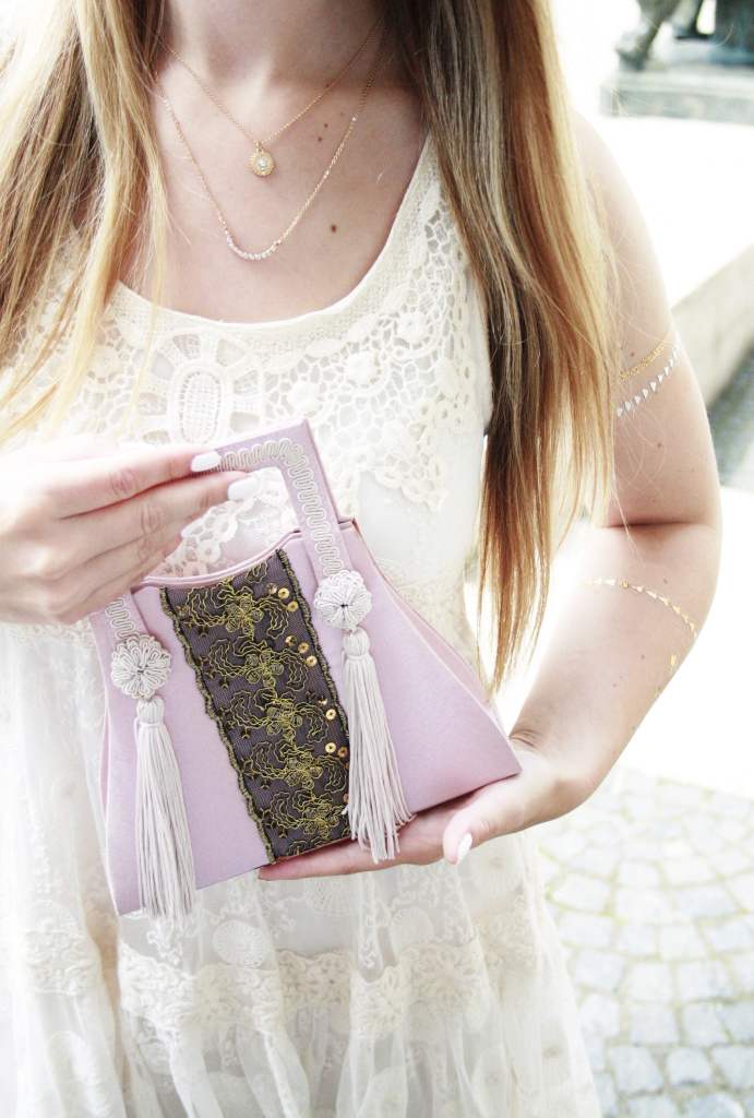 Franziska Elea Blog Mode Fashion Tasche Handtasche indisch Look Munich Sommer.
