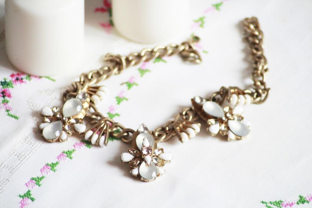 Franziska Elea Blogger Ketten 2015 Necklace Fashion Accessoires Sommer München Dullylicious Frühling Statement Kette HM
