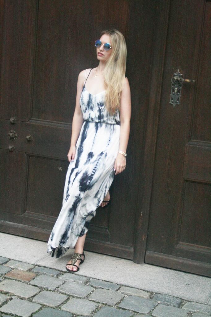Franziska Elea Dully Fashionblogger 2015 Maxikleid Sassyclassy München