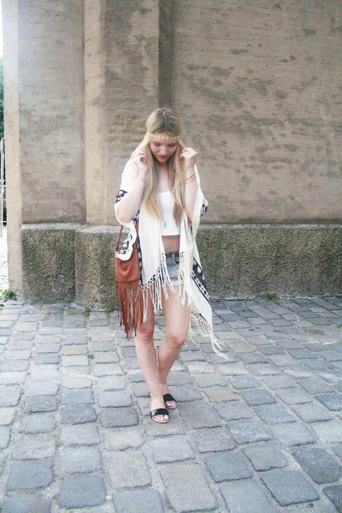 Franziska Elea Fashionblog Boho Style 2015 Munich