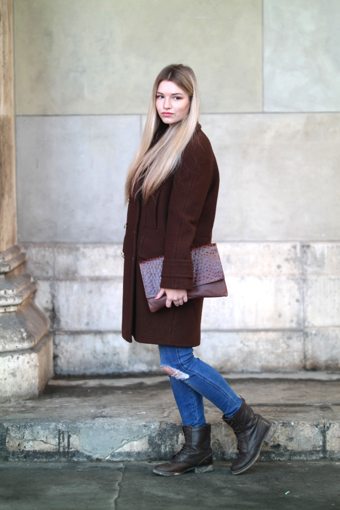 Franziska Elea Editet Coat Winter
