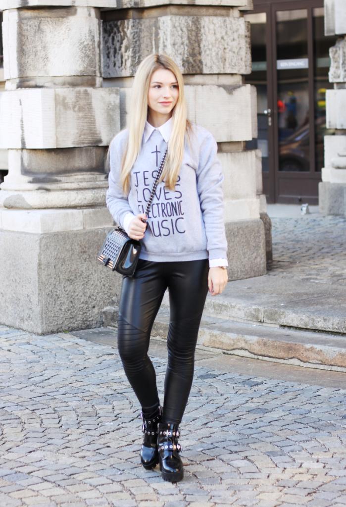 Modeblog Fashionblog München Modeblogger Blogger Pullover Fashion Mode