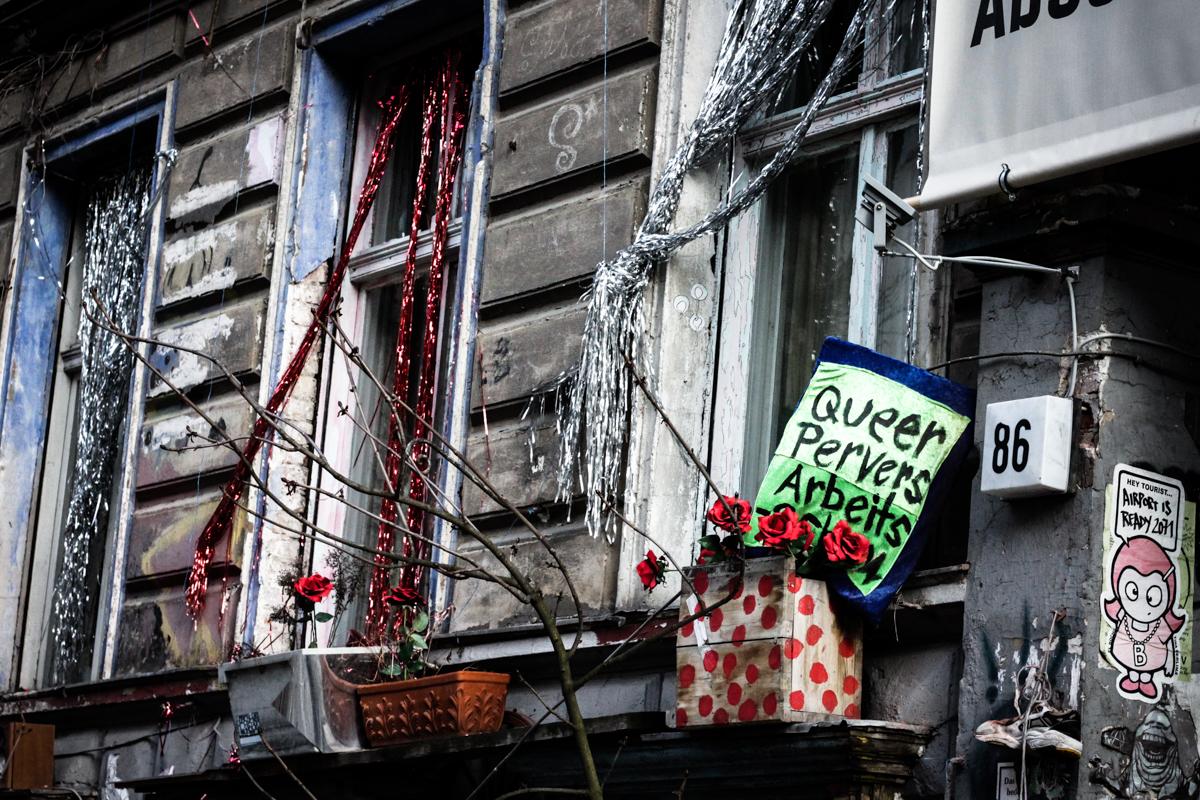 Berlin Street Photography Februar 2016 Franziska Elea Straßenfotografie Fotografie Motiv Streetphotography Prenzlauer Berg Kreuzberg Kastanien Allee