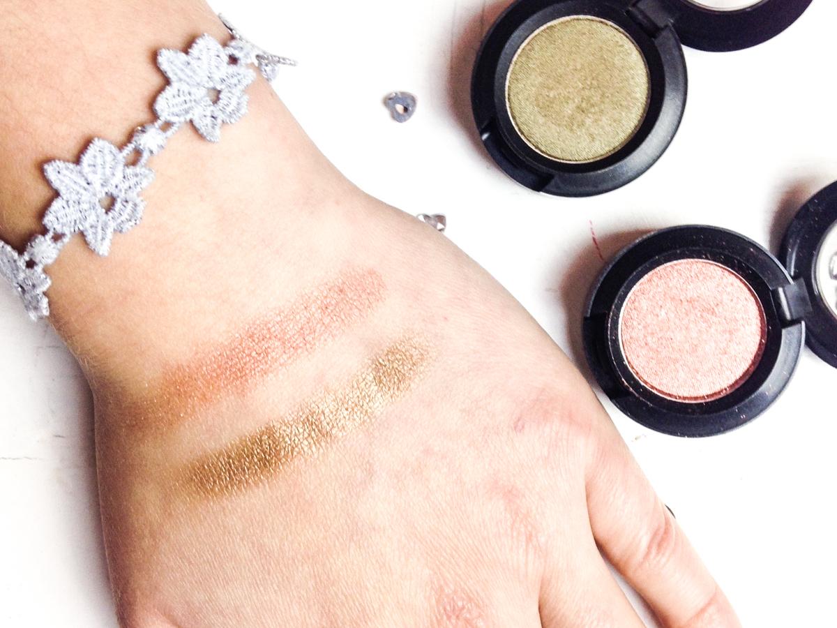 Franziska Elea Fashion Blog München deutsche Blogger instagram Bauty Beautyblogger MAC Cosmetics Tester Lippenstift Lidschatten Eyeshadow bronze olive