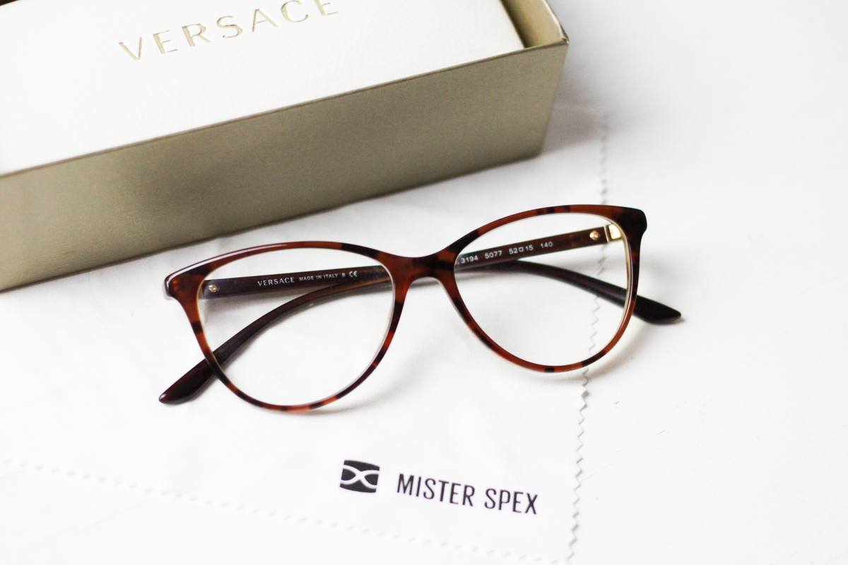 mode blog aus m nchen mister spex brille modell versace. Black Bedroom Furniture Sets. Home Design Ideas