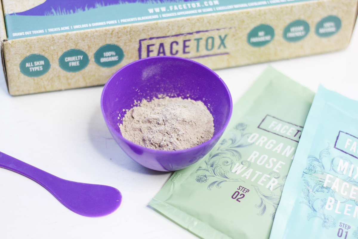 Franziska Elea Blogger Fashionblog Beauty Blog München Gesichtsmaske DIY FaceTox Hairburst reine Haut gegen Pickel Anti Mitesser feine Poren Detox