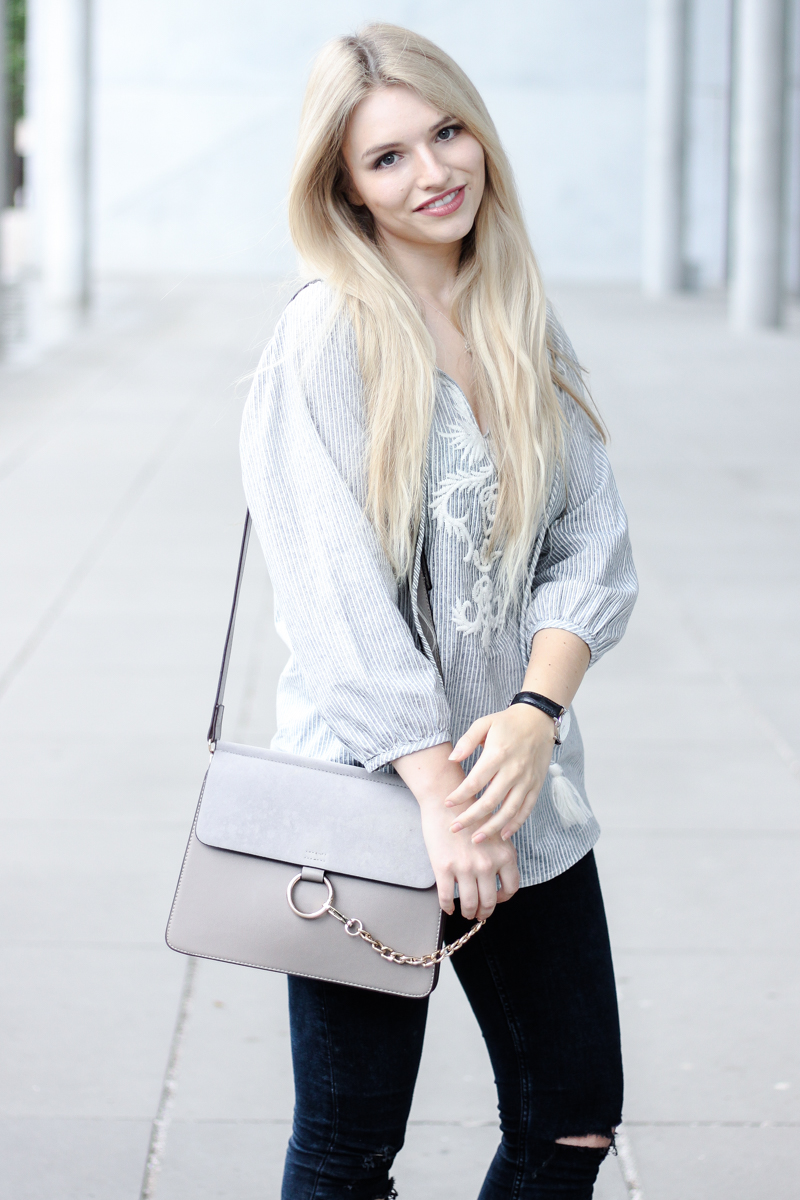 Franziska Elea deutsche Blogger München Modeblogger Instagram Fashion Blog Style Fashion Week Vorbereitung Berlin Sommer Zara Look Outfit