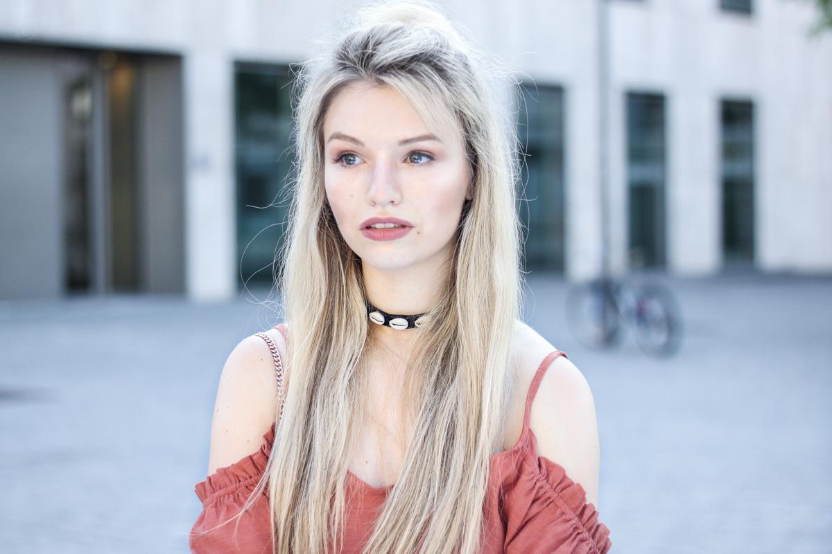 Franziska Elea deutsche Blogger Modeblog Fashion Blog München Jumpsuit Playsuit Mango Sommer Outfit Look Style 2016_