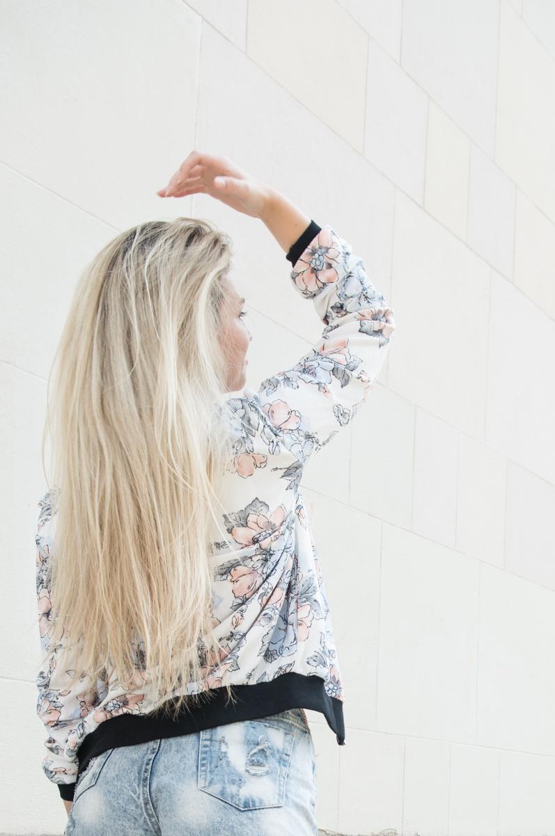 Franziska Elea deutsche Blogger Modeblog Fashion Blog München Sommer Outfit ootd Sommerlook Haare