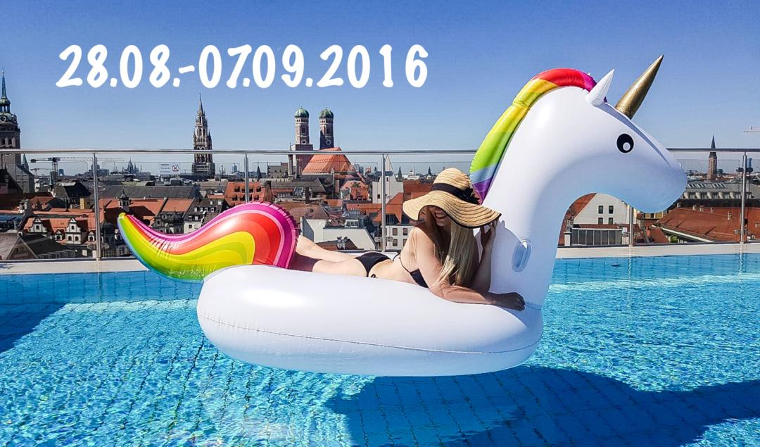 Franziska-Elea-deutsche-Blogger-Modeblog-Fashionblog-München-Pool-Roof-Top-Einhorn-Luftbett-aufblasbares-Einhorn-Wasser-Infinitypool-Luftschiff-Wasserbett-Unicorn