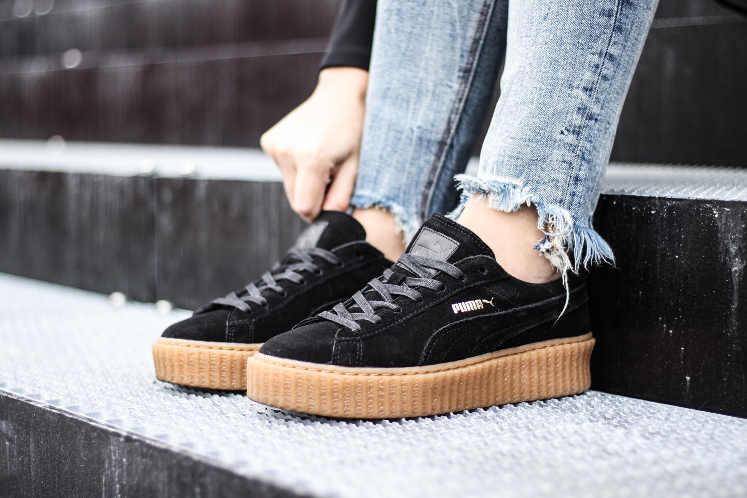 Sneaker Hype: Puma Creeper by Rihanna