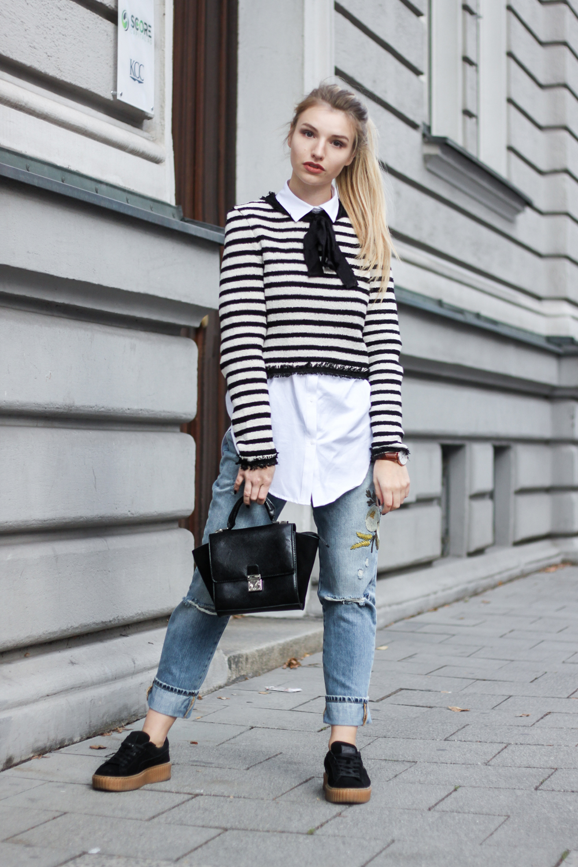 franziska-elea-blogger-aus-muenchen-streetstyle-rosa-bomberjacke-mit-puma-creepers-fenty-creeper-by-rihanna-pullover-mit-schleife-mom-jeans-von-zara_